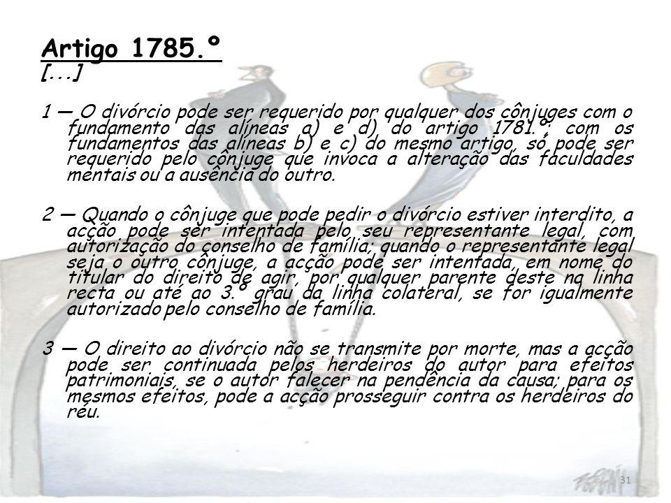 Artigo 1785.º[...]